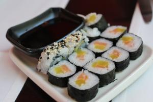 Restaurante asiático japones ESTRELLA CENTRAL- Sushi-